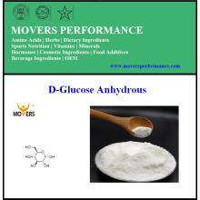 Lebensmittelqualität Hochwertige Dextrose Ahydrous / D-Glucose wasserfrei