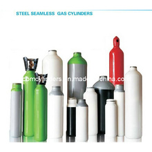 Steel & Aluminum Alloy Gas Cylinders Series