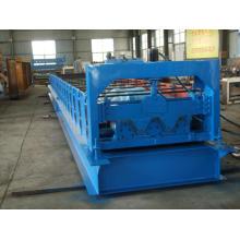 Machine de revêtement de sol composite