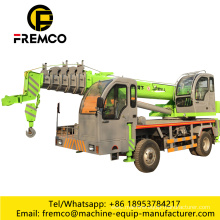 Hydraulic Lifting Crane of Mobile Form