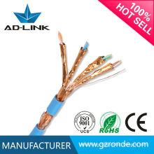 Cable de red de cable CAT 7 de calidad Hign