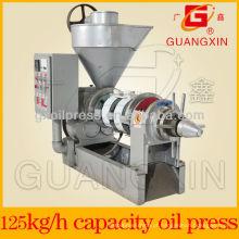 Yzyx90wk Guangxin óleo de gergelim fazendo equipamentos com aquecedor