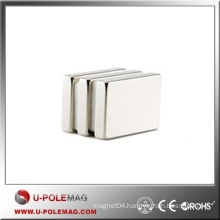 Hot Sale Magnet Neodymium Block/Cube Magnet NdFeB N35/F100x40X30mm Neo Block Magnets Supplier