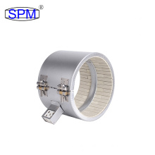 SPM Ceramic Induction Band Heater Heating Coil For Plastic Extruder