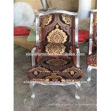 Euorpen style de luxe design classique longue chaise XYD146