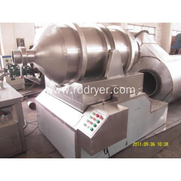 Two dimensional ceramic powder mixing equipment