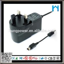 Адаптер 5v 2a 4mm ul стандартный адаптер переменного тока источник питания kc сертификация