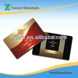 RFID plastic pvc card