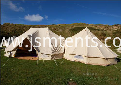 I like Bell Tents so Comfortable