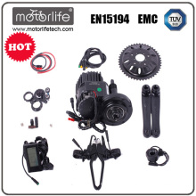 Motorlife дешевый комплект электрический велосипед в Китае / лучшие продажи бафане середине e-велосипед набор преобразования / 250ВТ - бафане 1000 Вт 8fun мотор