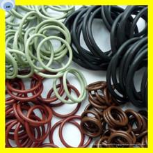 Anneau en caoutchouc de bague d'O ring NBR O ring adapté aux besoins du client