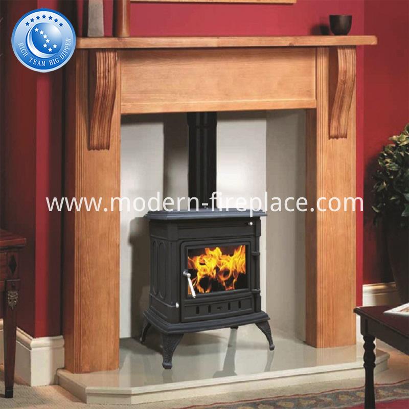 Modern Wood Burners Cast Iron