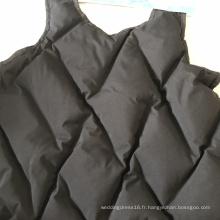 Tissu à l'épreuve du duvet sur mesure pour vestes en duvet