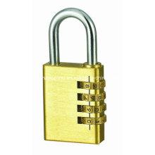 Cadeados Bloqueio de combinação de bloqueio de código de bronze de 38mm (110384)