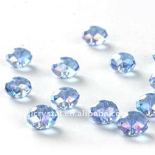 2016 Fashion crystal jewelry beads,rondelle beads
