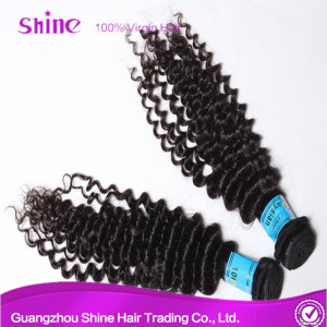 100% Mink Unprocessed Virgin Malaysian Deep Wave Hair