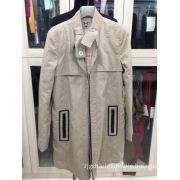 Women's Long Wind Coat