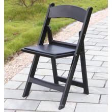 Черный Открытый сад Пластиковые стул для события