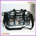 Large Capacity PVC Professional Clear Makeup Bag (SACMB001)