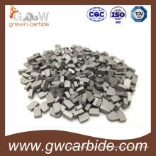 Pontas soldadas do carboneto de tungstênio para a ferramenta de corte