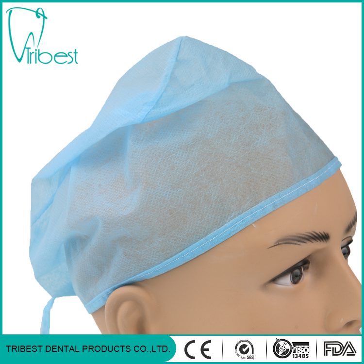 Tie On Surgical Cap