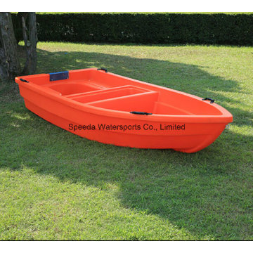 Small Chinese Fishing Boat Hard Motor Plastic PE Boat