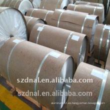 Buena calidad superficial 3003 H18 bobina de aluminio para el fabricante del ventilador en China