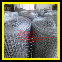 YW-- 2mm galvanized wire fence(high quality,best price)/Skype: randy.liang1