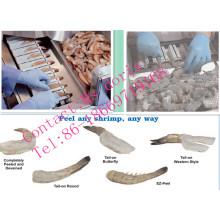 Nouvelle machine d'épluchage de crevettes de produit à vendre