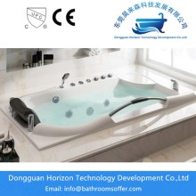 Bathtub perendaman persegi yang tertanam