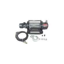 High performance cable puller hydrauclic winch