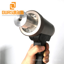 20KHZ 1000W Hand Held Gun Type High Power Easy Operate Ultrasonic Puncture Handle Welder For Automobile Rear Wing Board