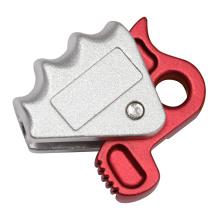 A632 Промышленная Защита от падения алюминия с синтетической веревочкой прихватить
