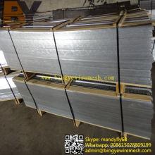 Сетка решетчатого бетона с высокой ребристой опалубкой