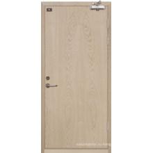Противопожарные деревянные двери (ЖЛ-FW008)
