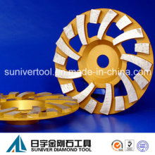 Stone Concrete Diamond Disc Cup Grinding Wheel