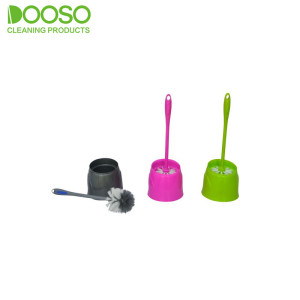 Round Head Super Clean Toilet Bowl Brush DS-907