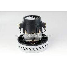 motor aspirador de aspirador de pó doméstico a seco e úmido ac
