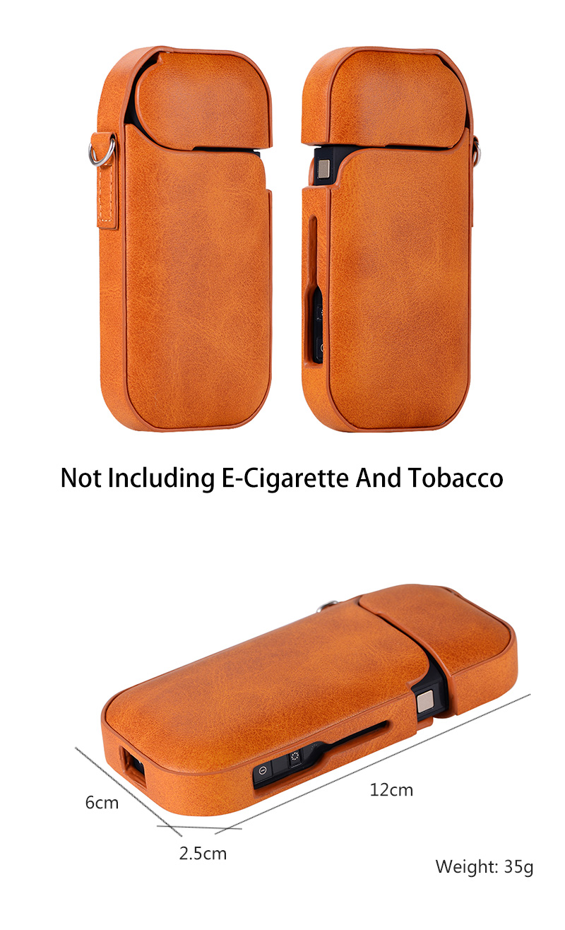 Iqos Hooded Cigarette Case