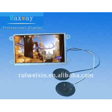 7 inch open frame lcd advertising player