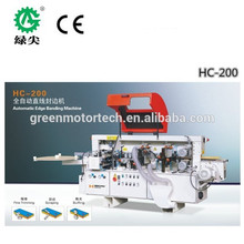 edge banding corner rounding machine /pvc edge banding machine for board furniture