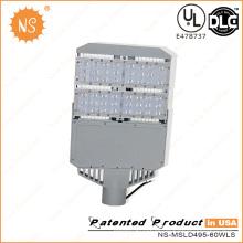 Hochleistungs-CREE-modulare 60W LED-Landstraßen-Straßenlaterne