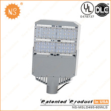 Luz de calle modular de la carretera del CREE 60W LED del poder más elevado