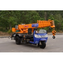 Good Quality for Small Truck Lift Mobile Crane 3 ton mobile crane supply to Samoa Manufacturers