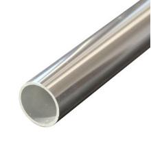 Aluminiumtuben für Tischbeine polieren
