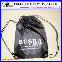 Cheap Custom Logo imprimió mochila de cordón de poliéster (EP-B6192)