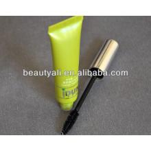 Moda vazio plástico cosméticos embalagem rímel tubos
