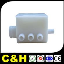 OEM CNC usinado moagem plástico PC / PP / ABS / peças POM