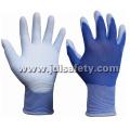 Синий работы перчатку с ПУ, Макая (PN8004-18)