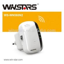 300Mbps drahtloses mini wifi Repeater, drahtloses 802.11n AP